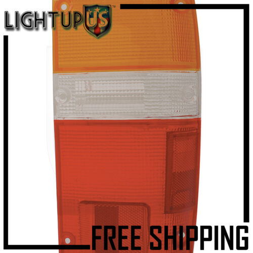Passenger Right Only Fits 84-88 TOYOTA PICK UP 2 TAIL LIGHT LENS ONLY