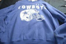 Dallas Cowboys Vintage Navy Blue Xl  Men's Sweatshirt