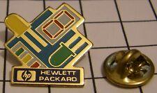 Blue Hewlett-Packard Logo Lanyard Badge Holder Made by HP NEW