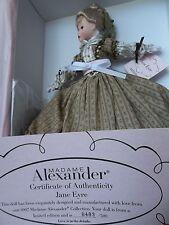 MIB Madame Alexander 2007 Jane Eyre LE 403/500   45920