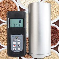 Cereali umidi Misuratore umidità COLTELLO semi mais riso frumento Orzo f01