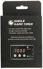 CURRENT USA SINGLE RAMP TIMER, Programmable 24-hour LED lighting controller