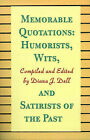 Humorists, Wits, and Satirists of the Past by Writers Club Press (Paperback / softback, 2000)