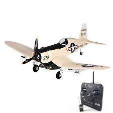 TOP EPO F4U Corsair RC RTF Propeller Plane Model W/ Motor Servo 12A ESC Battery