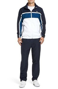 542e077cb Image is loading New-Mens-LACOSTE-Colorblock-Full-Tracksuit-Jogging-Pants-