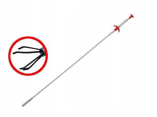 flexibler Krallengreifer 600mm Greifkralle Greifzange Greifer Teleskop Greifarm