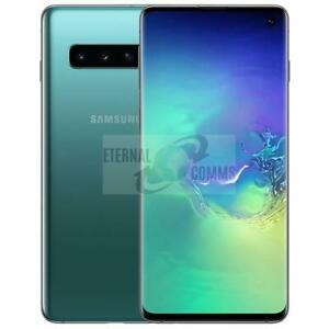 Nouveau Samsung Galaxy S10 Mannequin Affichage Téléphone-prism Green (royaume-uni Vendeur)-afficher Le Titre D'origine Ventes Bon Marché
