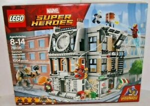 LEGO 76108 Marvel Super Heroes Avengers: Infinity War ...
