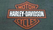 Harley Davidson Bar and Shield Logo Floormat Floor Mat
