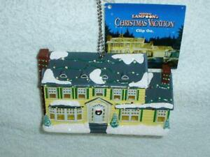 Download NATIONAL LAMPOON Christmas Vacation GRISWOLD FAMILY HOUSE ...