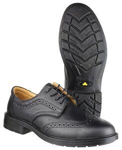 Amblers FS44 Safety Shoes Smart Steel