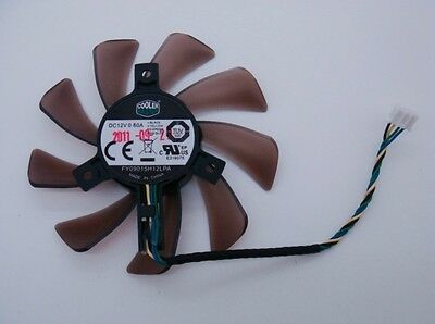 85mm 4Pin 0.60A FY09015H12LPA Fan for  39*39*39mm #C1