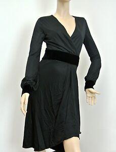 2600-NEW-Authentic-Gucci-Runway-Shiny-Viscose-Jersey-Dress-W-O-Belt-304532