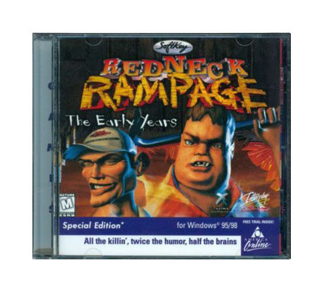 Redneck Rampage: The Early Years -- Special Edition (PC, 1997)