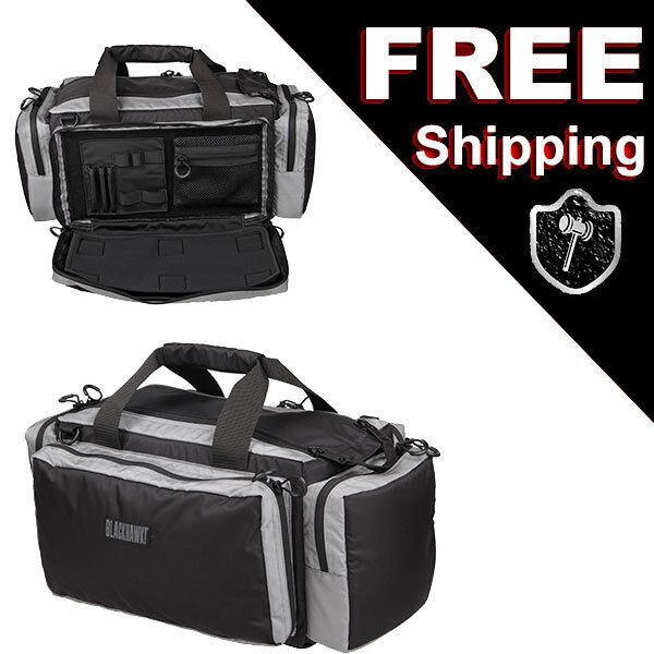 Blackhawk Diversion Carry Range Bag Pack 2 Tone Grey Black 65dc61gybk