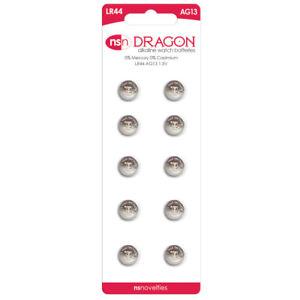 Dragon-Alkaline-Batteries-AG13-LR44-10-Pack