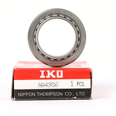 1PC 17x30x23mm NA6903 Thrust Needle Roller Bearing ABEC-1 With Inner Ring//Cone