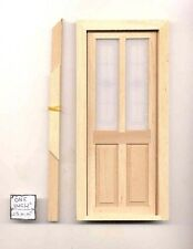 Door - Exterior Transom - dollhouse miniature 1/12 scale CLA76030