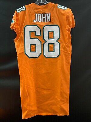 Ulrick John NFL Jerseys
