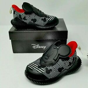 *NEW* Adidas X Disney Forta Run Mickey Mouse Slip-On Sneakers Toddler Size 8 K