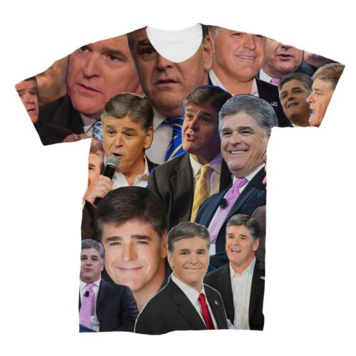 Sean Hannity Photo Collage T-Shirt
