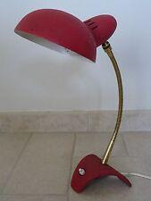 ancienne lampe bureau DISDEROT design desk light lunel arlus monix guariche