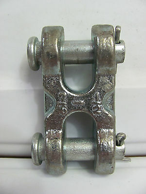 """1//2/"""" Midlink H8526-4211 H85264211 WLL 9,200 NEW SCC HT Double Clevis 7//16/"""""""