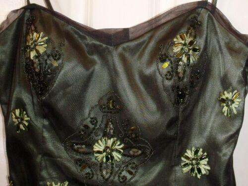 Embellished 18 758 Camisole Green Top Arruba New Size Superb qwU7wE