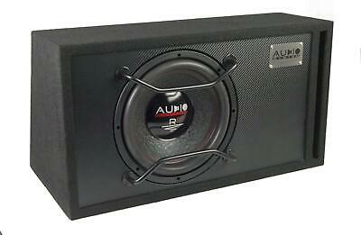 Audio System R 12 EVO BR 30cm Subwoofer Bassreflexgeh/äuse 600 Watt RMS RADION Series EVO HIGH EFFICIENT