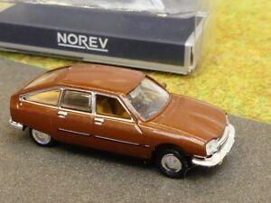 1/87 Norev Citroen GS Pallas braun