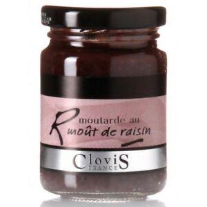 Clovis-Moutarde-au-Mount-de-Raisin-Mustard-from-Traubenmost-200-Grams