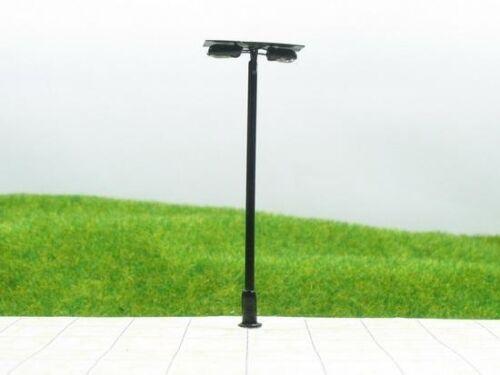 S161-10 Stück Bahnsteigleuchten mit LED 6cm Set Lampen für Bahnsteig