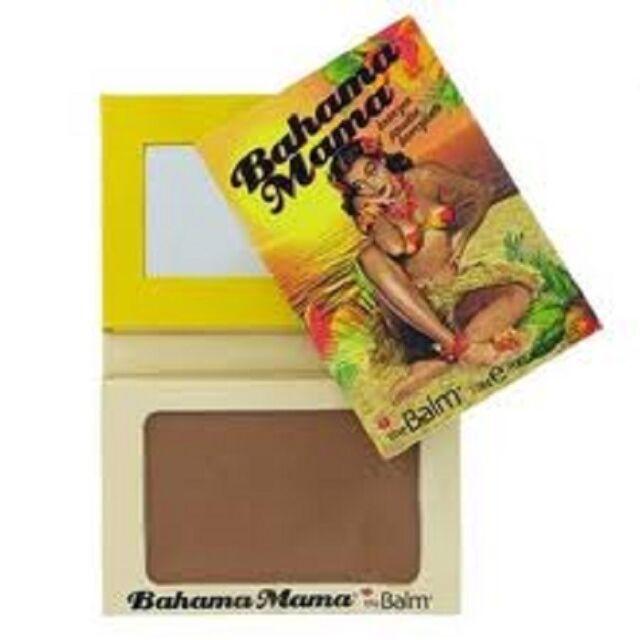 the balm bahama mama bronzer < FREE International  shipping >