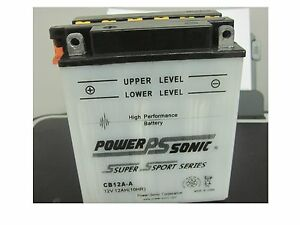 BATTERY-FOR-YAMAHA-TX650-1973-650CC-ACID-PACK-SENSOR-EACH