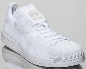 37269af199153 Image is loading adidas-Originals-Superstar-Bounce-Primeknit-men-lifestyle- shoes-
