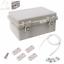 Union-Impermeable-IP65-Electronica-Caja-Caja-caso-Cable-terminal-al-aire-libre miniatura 1