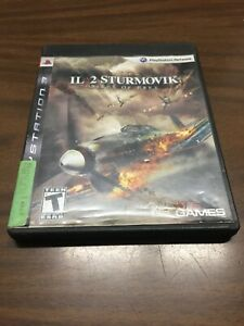 IL-2-Sturmovik-Birds-of-Prey-Sony-PlayStation-3-2009-PS3