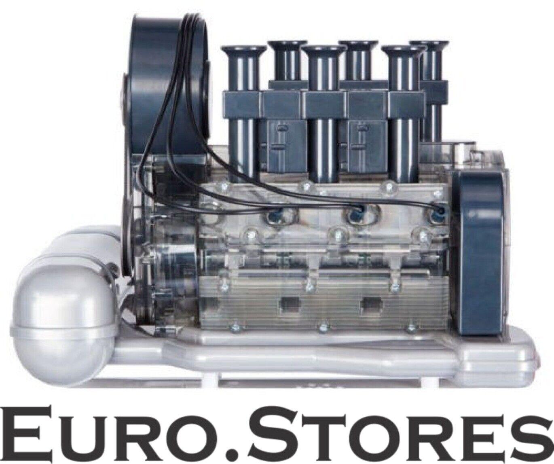 Franzis  Porsche 6 Cilindros Motor Boxer Kit de construcción
