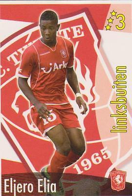 All Stars Tcg 2008/2009 Trading Card Eljero Elia Fc Twente Enschede