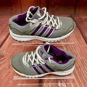 Girls adidas ortholite duramo 6 trainers uk1 sports running exercise ... 5f05516c90f8