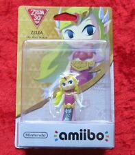 Zelda the Wind Waker amiibo personaje, Zelda 30 Collection, nuevo-en su embalaje original