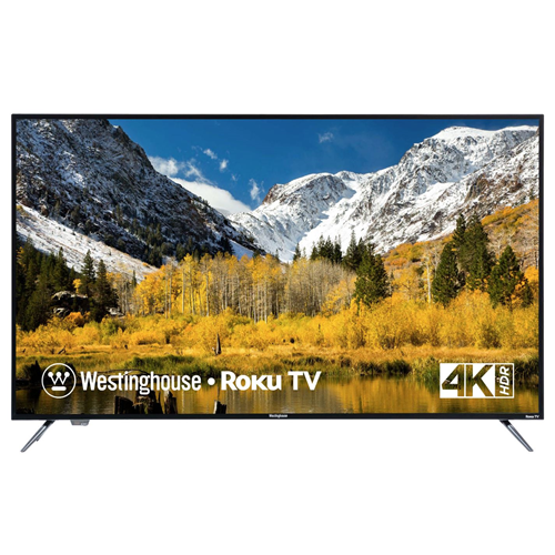"Westinghouse 43"" 4K 60HZ Ultra HD Roku Smart TV with HDR WR43UT4009"