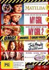 Matilda My Girl 1 & 2 Judy Moody Shooting for The Stars 3 Disc DVD