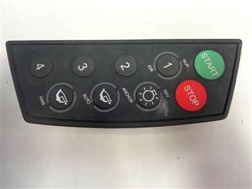 RANGER 6706019R TOUCH PAD SWITCH CONTROL PANEL MARINE BOAT