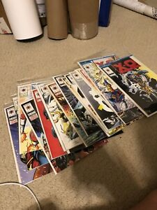 X-O-MANOWAR-7-26-Valiant-VF-NM-9-0-9-8-SET-Original-Owner-Never-Read-Missing-25