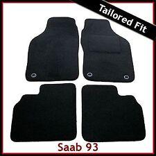 Saab 93 Tailored Carpet Car Mats NEW (1998 1999 2000 2001 2002)
