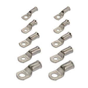 10PC-Crimp-Solder-Battery-Lug-Terminal-Fit-16mm-Cable-w-10mm-Bolt-Hole-Part-Set