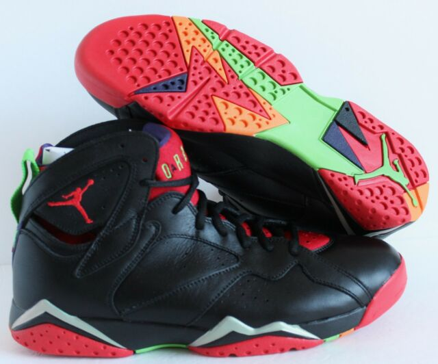320fd61c58d Nike Air Jordan 7 Retro Marvin The Martian Men Size 10.5 304775 029 ...