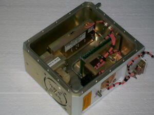 Details zu MATRA MARCONI SPACE 10 ghz X band receiver amplifier verstaerker  VX1764