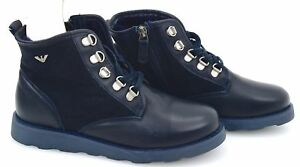 9a917498f ARMANI JUNIOR BOY WINTER ANKLE BOOTS SNEAKER SHOES ...